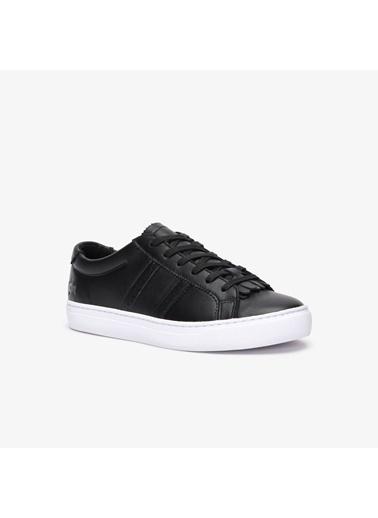 Lacoste Kadın  Sneakers 738CFA0030.312 Siyah